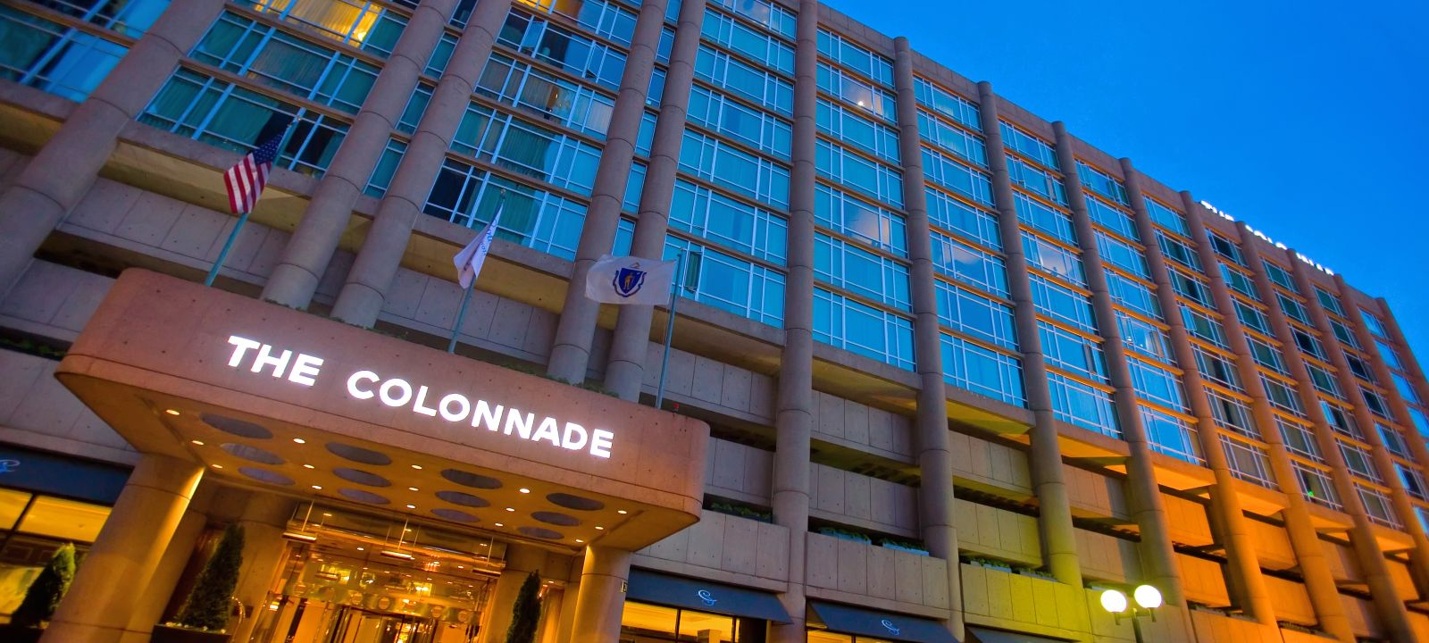 Contact | The Colonnade Hotel in Back Bay, Boston, MA